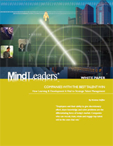MindLeaders' white paper on Effective Strategic Talent Management