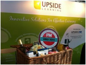 Upside Learning - Best Stand 2001 – Runners Up
