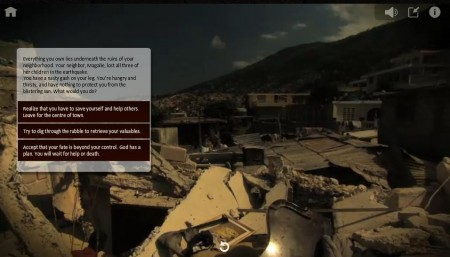 Simulation Showcase – Inside the Haiti Earthquake 3