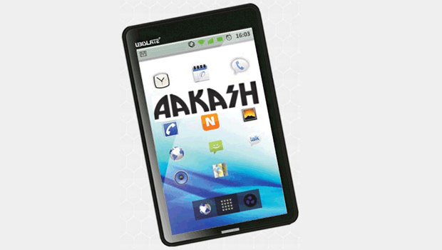 Aakash The 45 Dollar Tablet