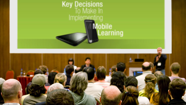 Key Decision Areas for Implementing Mobile Learning – LearnX 2012 Session