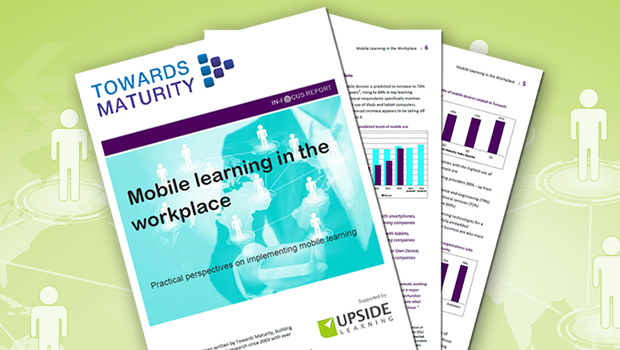 Mobile Learning In The Workplace – Webinar