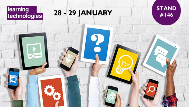 It's a Multi-device World at Learning Technologies 2015
