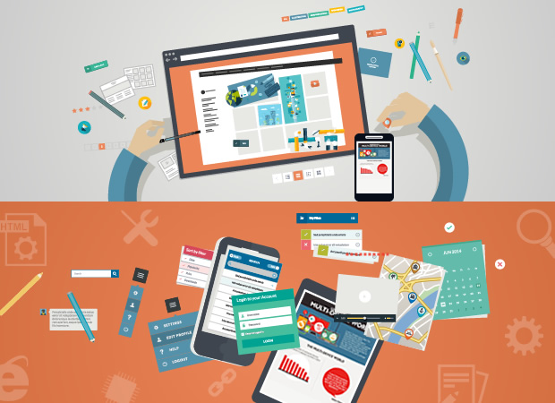 Multi-device eLearning: Custom or Tools?