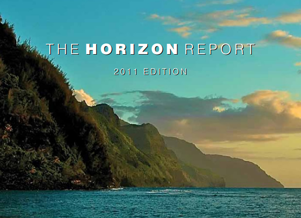 Horizon Report 2011 – Electronic Books And Mobiles