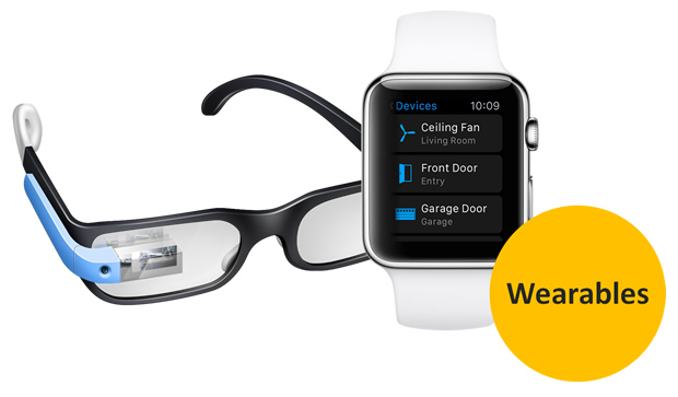 Wearable Devices - Google Glass & Smart Watches