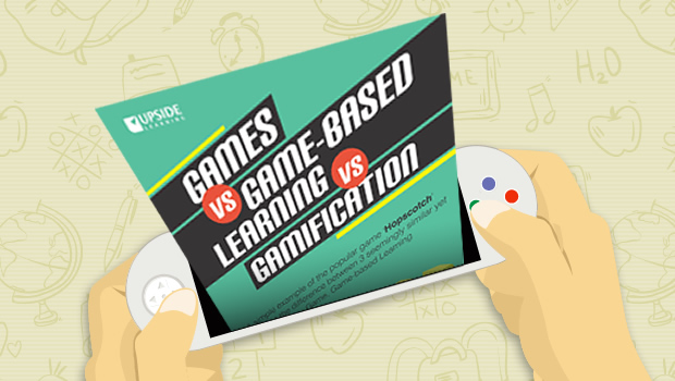 Games vs Game-based Learning vs Gamification (Infographic)