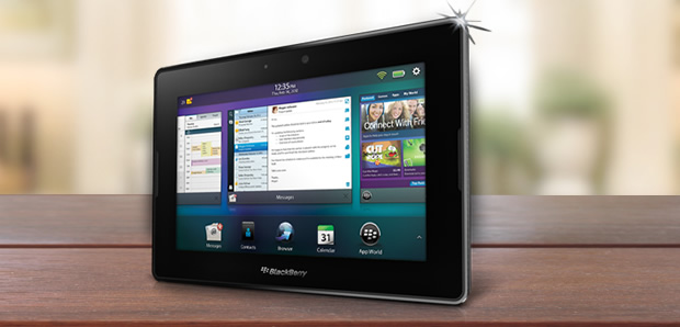 Another Tablet Computer – Blackberry Playbook
