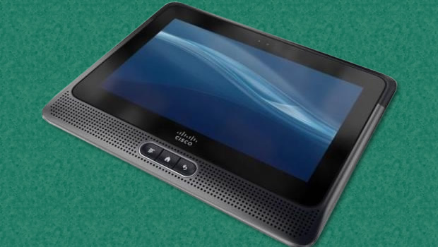Cisco's Tablet Cius