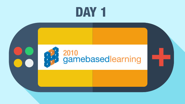 Game Based Learning 2010 – Recap: Day 1