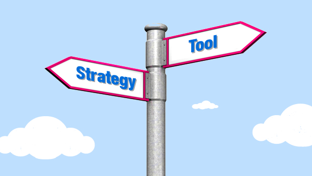 LMS: Strategy or Tool?