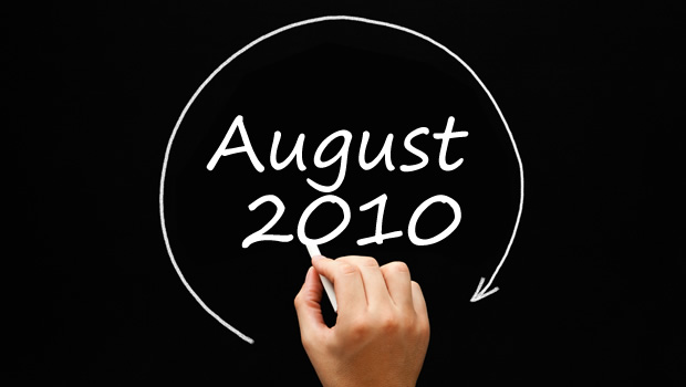 August 2010 Monthly Roundup: 10 Most Popular Posts