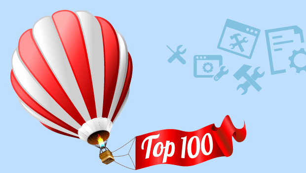 Top 100 Tools for Learning 2009: The Final List