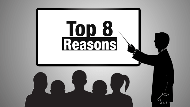 Top 8 Reasons Why Training Providers Are Adopting eLearning