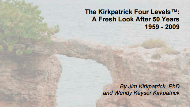 50 Years of the Kirkpatrick Model
