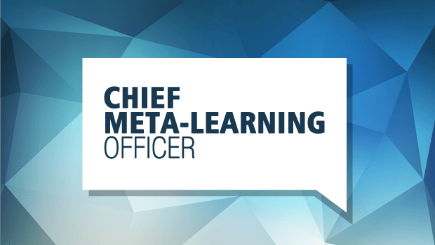 Chief Meta-Learning Officer?