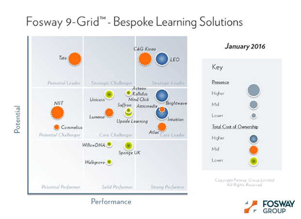 Fosway 9-Grid - Bespoke Learning Solutions