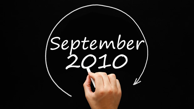 September 2010 Monthly Roundup: 7 Most Popular Posts