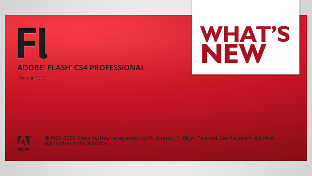 eLearning Development: What's new in Flash CS4?