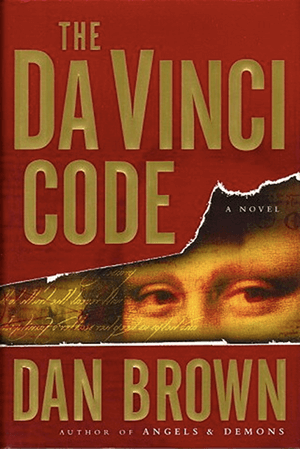 Engaging without Interactivity - The Da Vinci Code