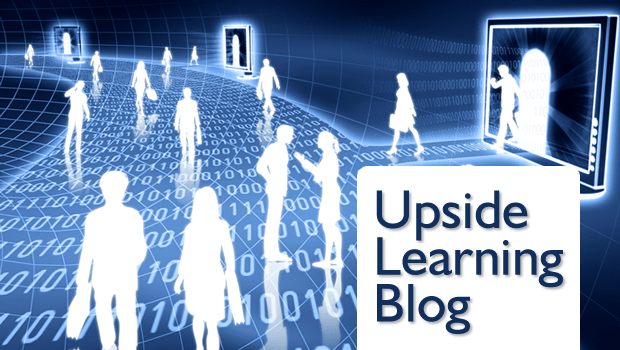 Upside Learning Blog Included on the eLearning Learning Community Portal