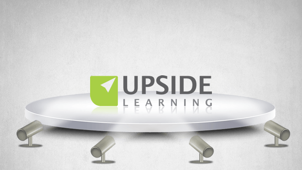 Upside Learning - New Corporate Identity
