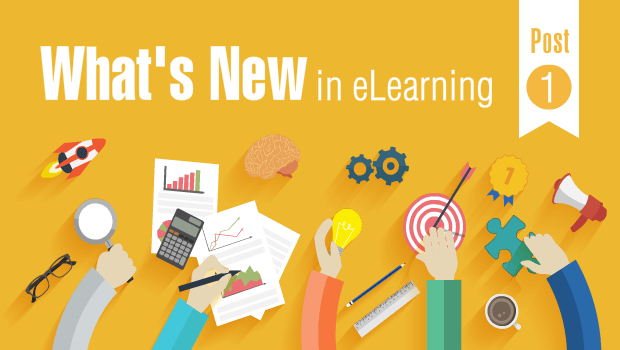 Whats New in eLearning - Post 1