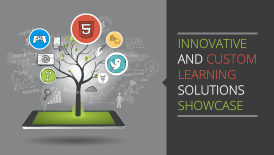 Custom eLearning Solutions Showcase Presentation
