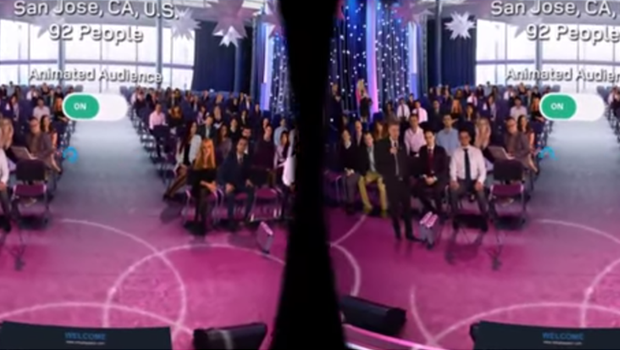 Public Speaking & Job Interview Practice in VR