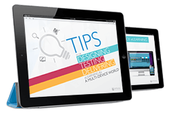 Tips for Designing, Testing and Delivering eLearning in a Multi-device World - eBook