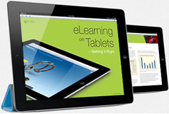eLearning On Tablets - Getting It Right