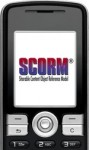 SCORM Implementation for Mobile Devices
