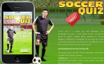 iPhone Application Soccer Quiz