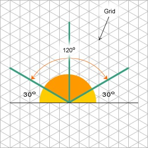 Accurate Dimensions Angles Projections - Creating 3D Graphics