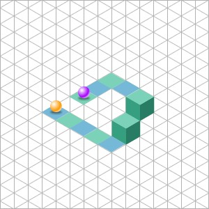 Isometric Views Create Illusions - Placement Of Objects In Scenario Environment