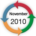 November  2010 Monthly Roundup: 5 Most Popular Posts