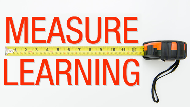 Measuring And Evaluating Learning