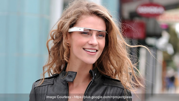 Google's Glass Project – Wearable Augmented Reality Glasses