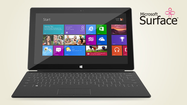 Microsoft Surface for mLearning