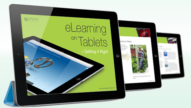 eLearning On Tablets - Free eBook