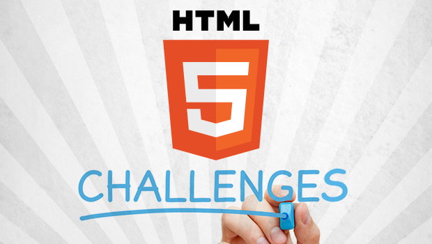 HTML5 Challenges