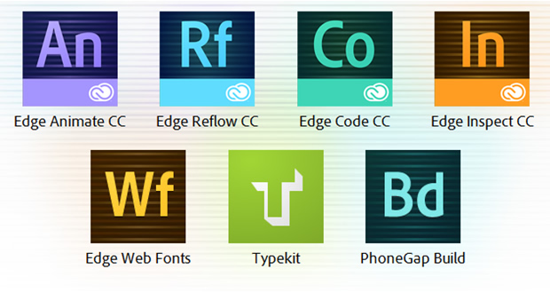 Adobe EDGE Tools