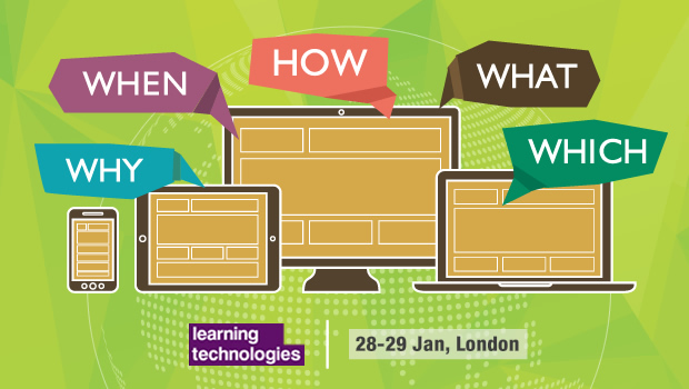 Share a challenge with Multi-device Learning & Win a PASS to Learning Technologies 2015