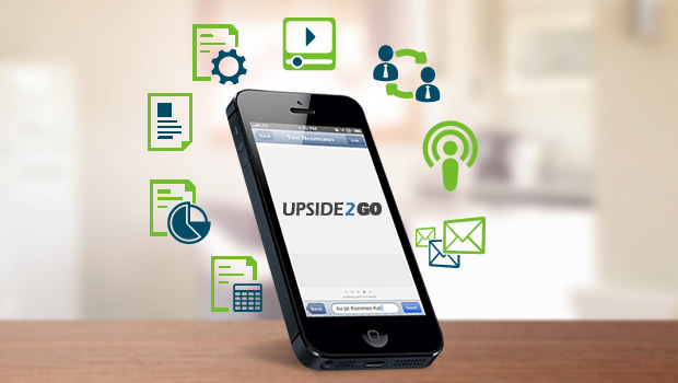 Upside2Go – Changing The Game