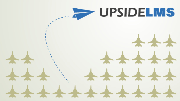 UpsideLMS - Best Value Responsive LMS