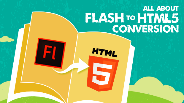 eBook | Flash to HTML5 Conversion